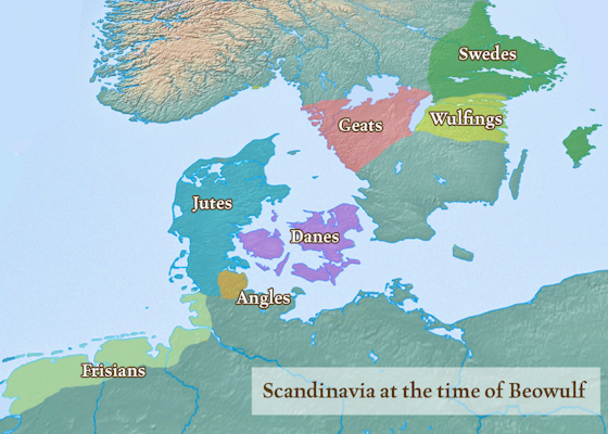 Geats | The History of English Podcast on ancient greek myth odysseus map, danes map, halland sweden map, beowulf map, bastad sweden map, birka on the map, anglo-saxon english language map, citrus jeep trail map, northern sweden map, geats map, rome invaders map, hero plot map,